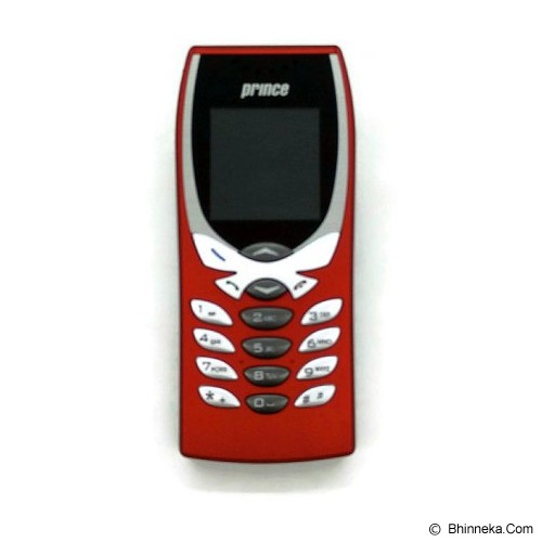 PRINCE 168 - Red - Handphone Gsm