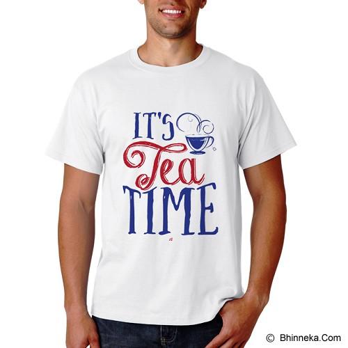 PRINT N WEAR It's Tea Time Size M