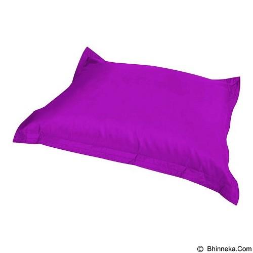 PRISSILIA Bean Bag - Pillow Purple - Bantal Duduk / Bean Bag