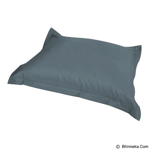 PRISSILIA Bean Bag - Pillow XL Grey - Bantal Duduk / Bean Bag
