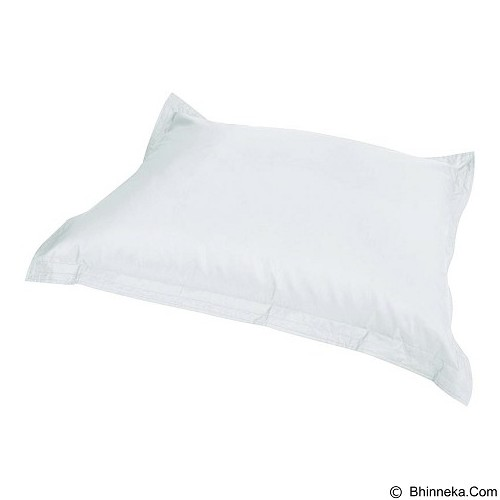PRISSILIA Bean Bag - Pillow XL White - Bantal Duduk / Bean Bag