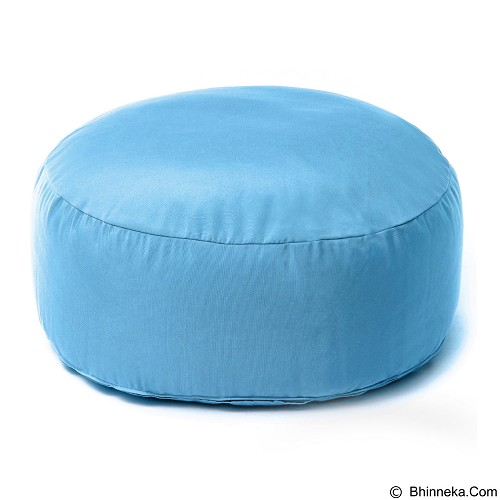 PRISSILIA Bean Bag - Puff Blue - Bantal Duduk / Bean Bag