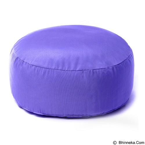 PRISSILIA Bean Bag - Puff Purple - Bantal Duduk / Bean Bag