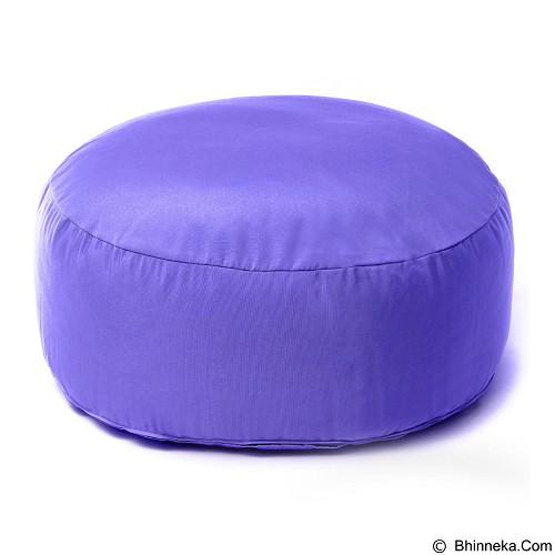 PRISSILIA Bean Bag - Puff Purple - Bantal Duduk / Bean Bag