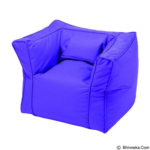 PRISSILIA Bean Bag -  Sofa Purple - Bantal Duduk / Bean Bag