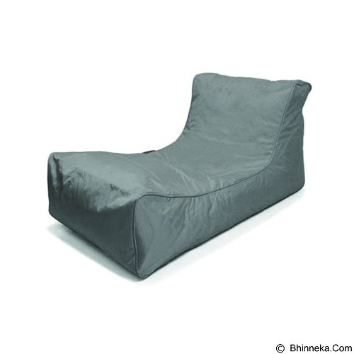 PRISSILIA Bean Bag -  Studio Lounge Grey - Bantal Duduk / Bean Bag