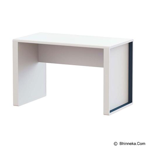 PRISSILIA Smurf Desk - Turqouise - Meja Belajar