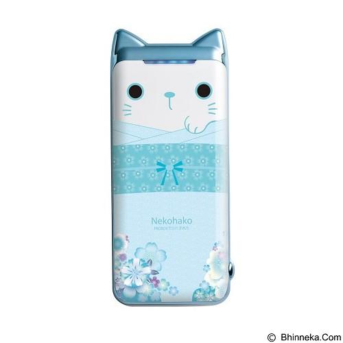 PROBOX Nekohako Kimono Limited Edition Powerbank 5200 mAh - Blue (Merchant) - Portable Charger / Power Bank