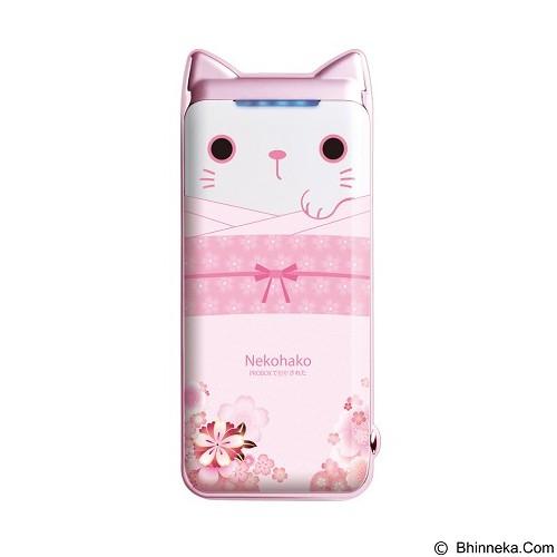 PROBOX Nekohako Kimono Limited Edition Powerbank 5200 mAh - Pink - Portable Charger / Power Bank