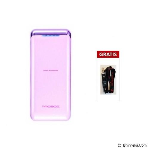 PROBOX Powerbank 5200mAh [HE1-52U1] - Pink (Merchant) - Portable Charger / Power Bank