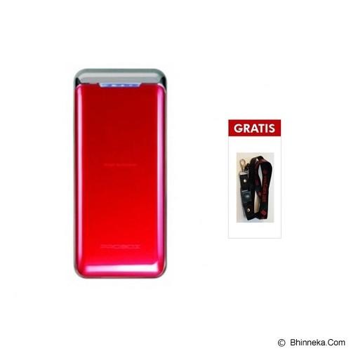 PROBOX Powerbank 5200mAh [HE1-52U1] - Red (Merchant) - Portable Charger / Power Bank
