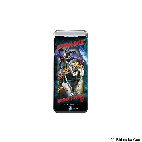 PROBOX Probox MyPower Transformers 4 Edition Grimlock Powerbank 5200mAh - Black (Merchant) - Portable Charger / Power Bank