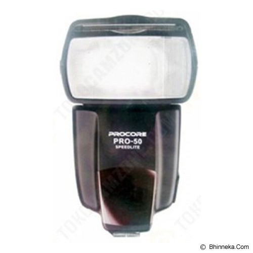 PROCORE PRO-50 For Nikkon - Camera Flash