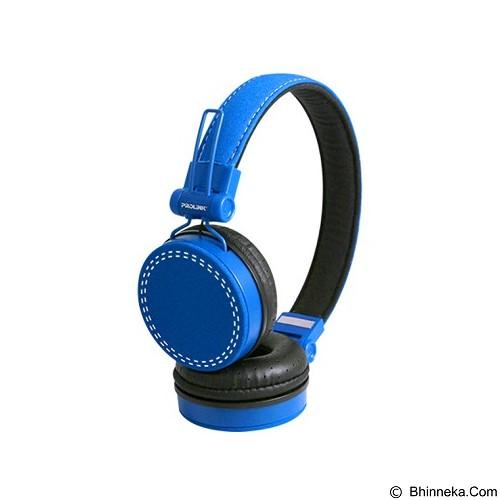 PROLINK Corded Stereo Headset [PHC1003E] - Blue (Merchant) - Headphone Portable
