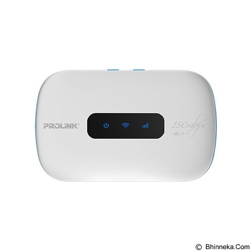 PROLINK Portable 4G LTE WiFi Hotspot [PRT7011L] - Router Consumer Wireless
