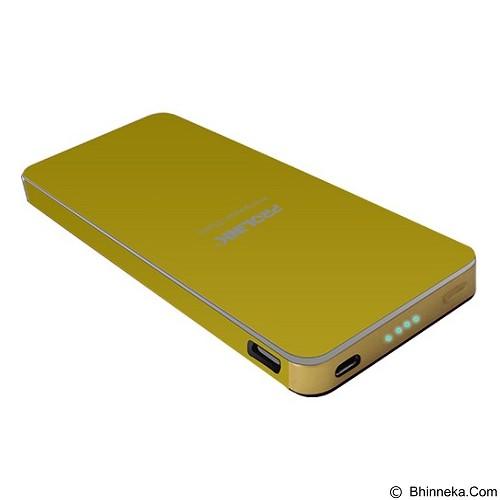 PROLINK Powerbank 10600mAh [PPB1061] - Gold (Merchant) - Portable Charger / Power Bank