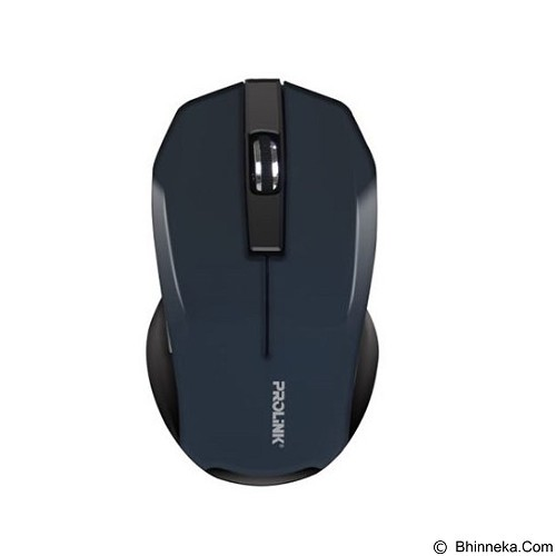 PROLINK Wireless Mouse [PMW6001] - Slate (Merchant) - Mouse Basic