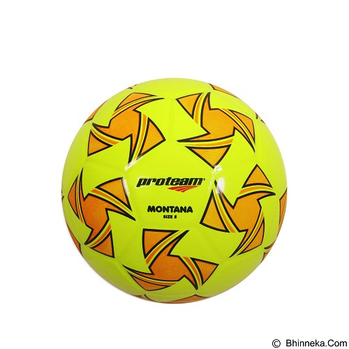 PROTEAM Montana Soccer Ball - Light Green (Merchant) - Bola Sepak / Soccer Ball