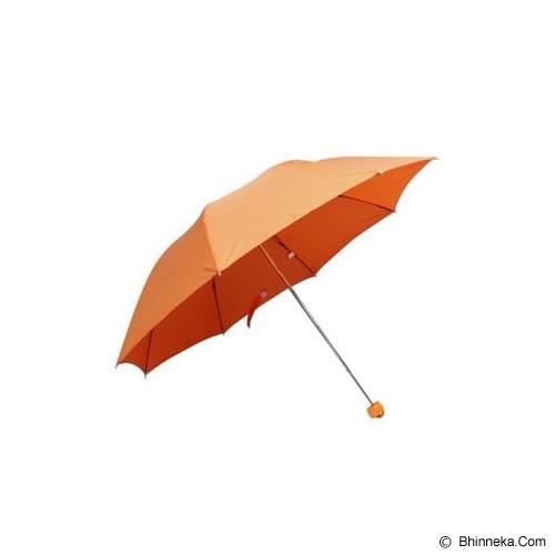 PSE Souvenir Online Payung Corak Basah - Orange - Payung
