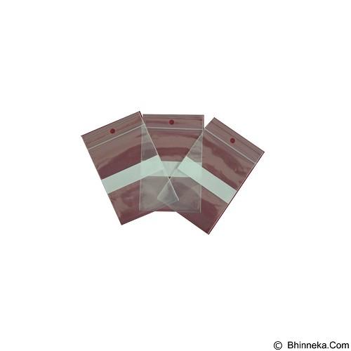 PT KLIP PLASTIK Kantong Plastik Klip Blok 11.5 x 8 cm (Merchant) - PERANGKAT PLASTIK & KERTAS