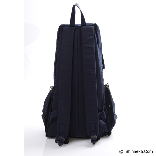 PULCHER Backpack Ransel Vorto - Royal Blue - Backpack Wanita