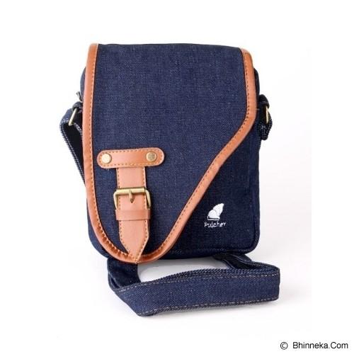 PULCHER Sling-Bag Keith - Black - Sling-Bag Pria