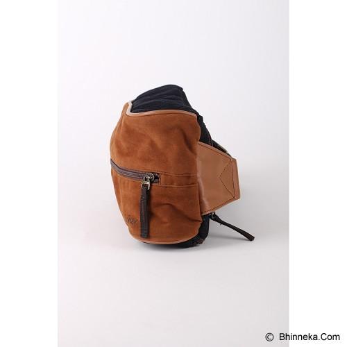 PULCHER Tas Pinggang Chester - Brown - Tas Pinggang / Travel Waist Bag
