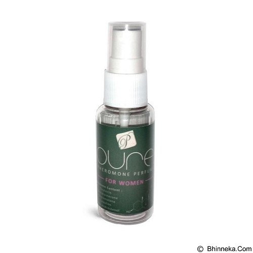 PURE PHEROMONE Parfume For Women Beauty Spray 30ml - Eau De Parfum untuk Wanita