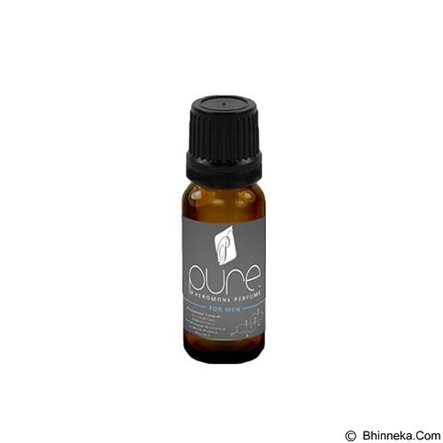 PURE PHEROMONE Parfume Original For Man Elegant Oil Based 10ml - Eau De Toilette untuk Pria