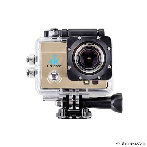 PUWEI Action Camera 4K Ultra-HD [MK4] - Camcorder / Handycam Flash Memory