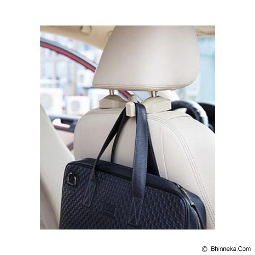 PUWEI Hidden Car Seat Back Hook [CH-02] - Organizer Mobil