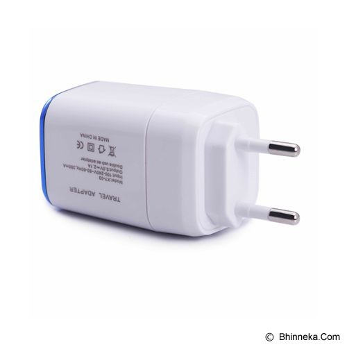 PUWEI PL-1 - Silver - Universal Travel Adapter