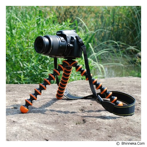 PUWEI Tripod Stand with Adjustable Leg [OTL01] - Tripod Mini and Tabletop