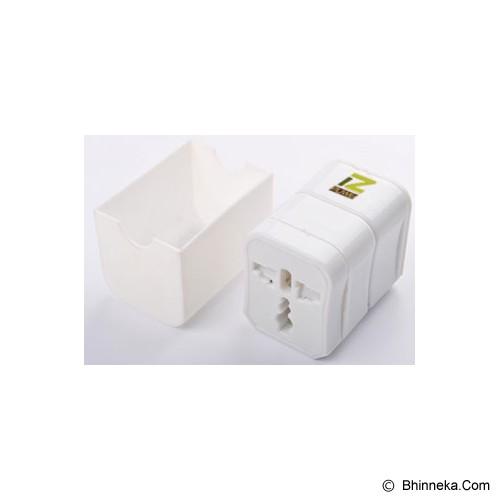 PUWEI UTA-11 - White - Universal Travel Adapter