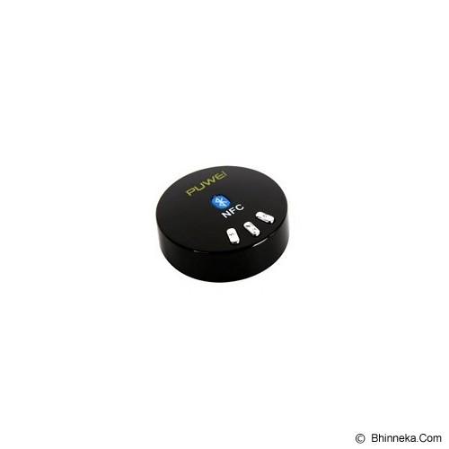 PUWEI Wireless Music Bluetooth Receiver [BMR-02] - Black - Audio/Video Receivers