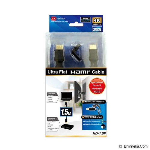 PX HD 1.5 F Cable - Cable / Connector HDMI