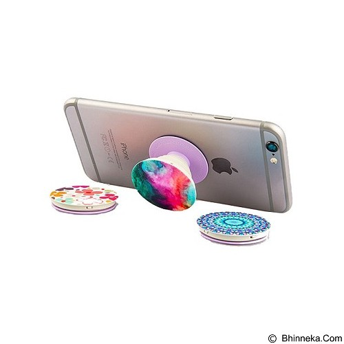 Pop Socket Holder [H-077] (Merchant) - Gadget Docking