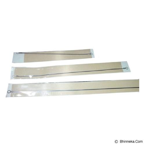 Q2 Elemen Kawat Las Alat Pres Plastik 20 cm - Sealing Clip