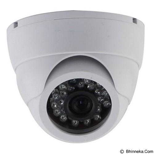 FOCUSVISION Analog Dome Camera [FA003DPP] (Merchant) - Cctv Camera
