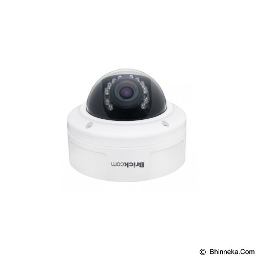 BRICKCOM IP Elite Indoor Fixed Dome [VD-E200Nf-00] - Cctv Camera