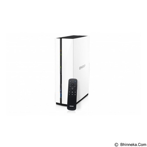 QNAP TAS-168-0102N (1 x 2TB NAS HDD) - Nas Storage Tower