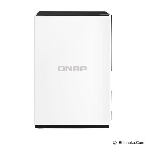 QNAP TAS-268-0202N (2 x 2TB NAS HDD) - Nas Storage Tower