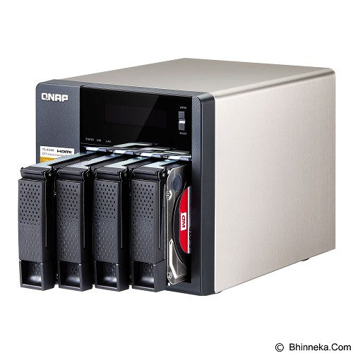 QNAP TS-453A-4G - Nas Storage Tower