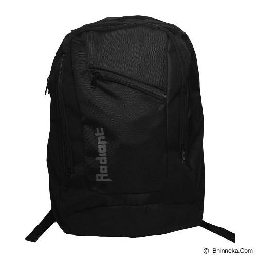 RADIANT Backpack 02 - Black - Notebook Backpack