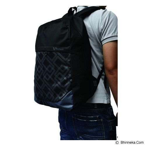 RADIANT Backpack 03 - Black - Notebook Backpack