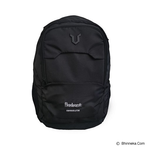 RADIANT Backpack Regolith - Black - Notebook Backpack