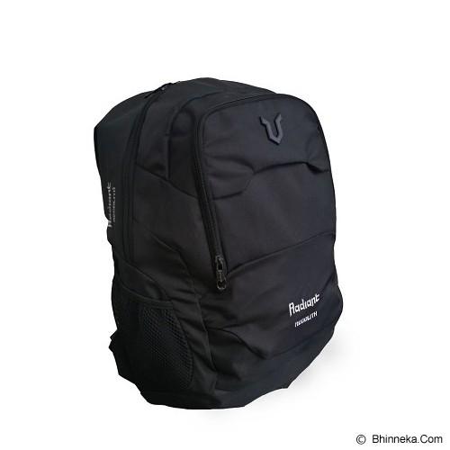 RADIANT Backpack Regolith - Black - Notebook Backpack