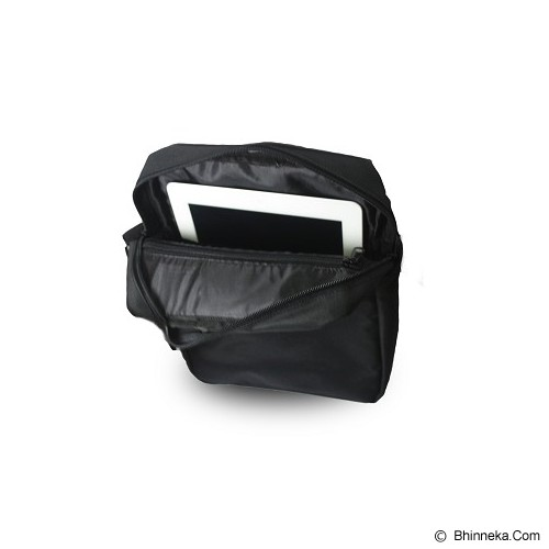 RADIANT Slingbag 01 - Black - Notebook Shoulder / Sling Bag