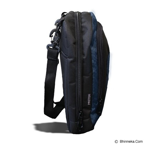 RADIANT Slingbag Proton - Blue - Notebook Shoulder / Sling Bag