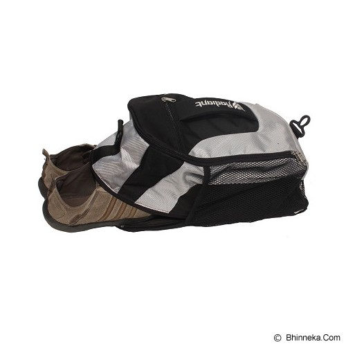 RADIANT Spotbag 01 - Silver - Tas Sepatu/Shoes Bag